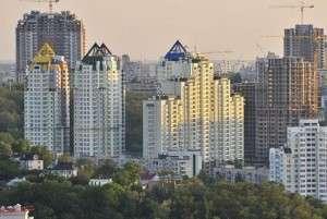 новостройках Киева